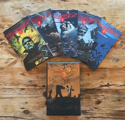 Tales for a HalloweeNight 1 - 5 Box Set