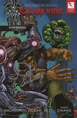 Hyperbreed - Issue 1