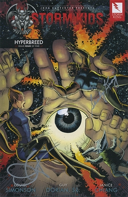 Hyperbreed - Issue 4