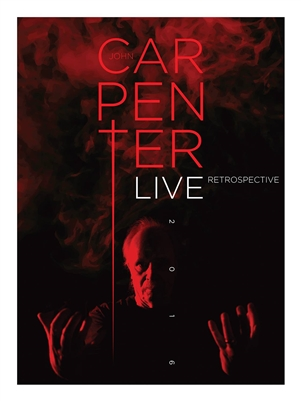 John Carpenter Live Blu-ray Disc (PAL)