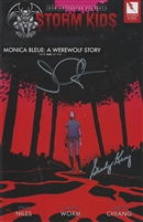 Monica Bleue: A Werewolf Story - Issue 1