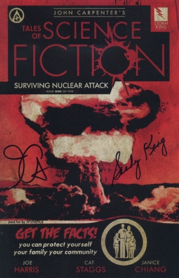 Surviving Nuclear Atack - Issue 1