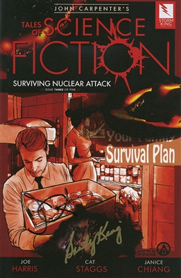 Surviving Nuclear Attack - Issue 3