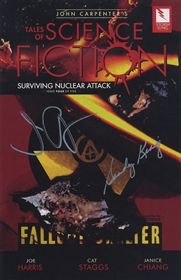 Surviving Nuclear Attack - Issue 4