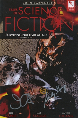 Surviving Nuclear Attack - Issue 5