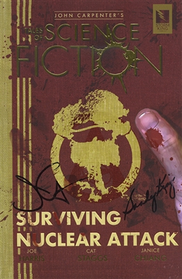 Surviving Nuclear Attack TPB (signed)