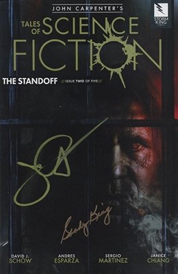 The Standoff - Issue 2