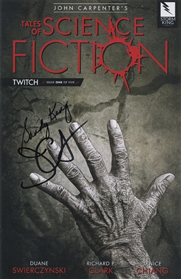 Twitch - Issue 1 - Variant Cover