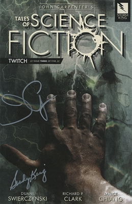 Twitch - Issue 3 - Variant Cover