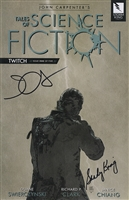 Twitch - Issue 5 - Variant Cover
