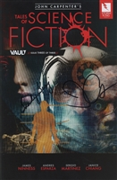 John Carpenter's Tales of Science Fiction: Vault - Issue 3