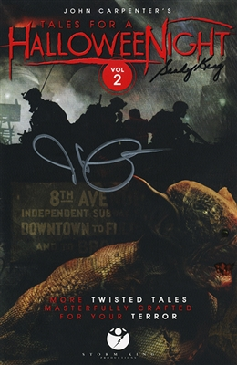 Tales for a HalloweeNight Vol. 2 (Signed)