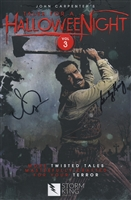 Tales for a HalloweeNight Vol. 3 (Signed)