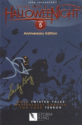 Tales for a HalloweeNight Vol. 5 (Signed)