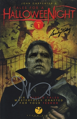 Tales for a HalloweeNight Vol. 1 (Signed)