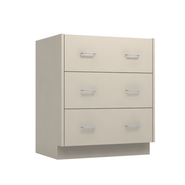 Awesome 30 W 3 Drawer Base Cabinet 30 X 34 3 4 X 22D Download Free Architecture Designs Embacsunscenecom