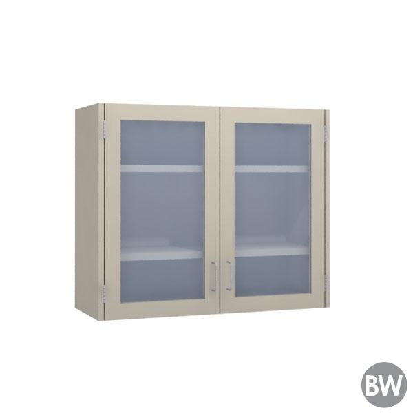 36 w 2 door framed glass wall cabinet 36 x 30 x 14d alternative views planetlyrics Gallery
