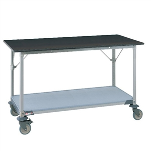 "MetroMax i LTM60XPB3 Mobile Worktable - 30"" x 60"""