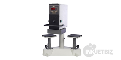"INSTA Model 907 <br>6""x6"" Dual Shuttles Label Heat Press"