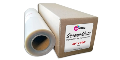 "ScreenMate dMax <br> Color Separation Film<br> 60"" X 100' <br> ROLL"