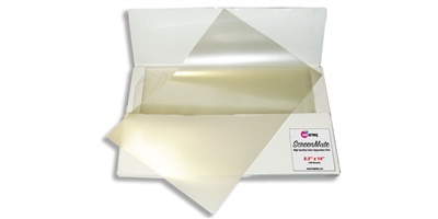 "ScreenMate dMax <br> Color Separation Film<br> 8.5"" X 14"" <br> 100 SHEETS"