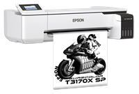 "EPSON T3170X <br> 24"" Color Separation Printer"