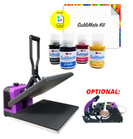 "ET-16500 SubliMate TS+ (13""x19"") <br>Dye Sublimation Bundle"