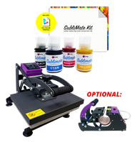 "ET-2750 SubliMate LS (8.5""x11"") <br>Dye Sublimation Bundle"