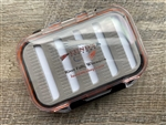 DOUBLE SIDED WATER RESISTANT FLY BOX - SMALL