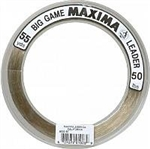 MAXIMA BIG GAME LEADER MATERIAL 50lb.