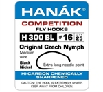 HANAK H300 BL - CZECH NYMPH HOOK