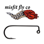 MISFIT JIG STREAMER HOOK 100pk
