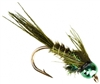 NYMPH HEAD TUNGSTEN BH PHEASANT TAIL OLIVE