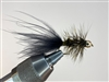 OLIVE & BLACK WOOLLY BUGGER