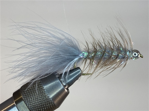 SILVER WOOLLY BUGGER