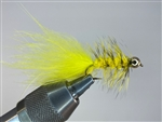 YELLOW WOOLLY BUGGER