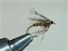 MARCH BROWN SOFT HACKLE