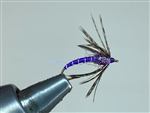 NEW TRICK PURPLE SOFT HACKLE