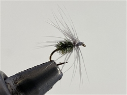 PEACOCK & DUN SOFT HACKLE