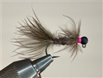 TUNGSTEN JIGGED WILD TURKEY LEECH