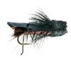 DAVE'S BLACK CRICKET - SIZE 6