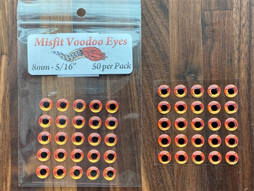 VOODOO EYES 8MM