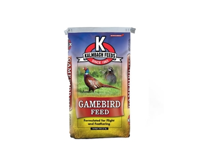 Kalmbach 20% Game Bird Grower