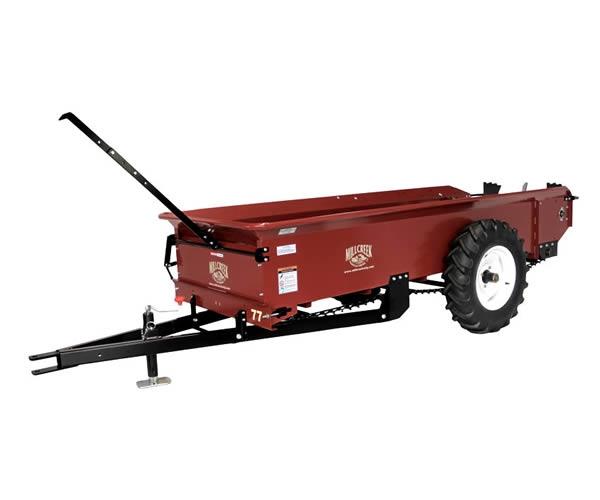 Millcreek Model 77g Ground Dirve Mid Size Manure Spreader