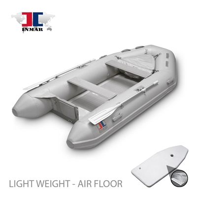 "INMAR, 270H, TS, 9'0"" Air, Floor, Tender, Inflatable, Boat"