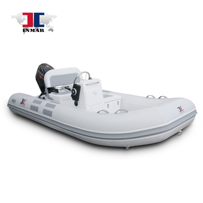 INMAR 330R-YS luxury rigid tender boat, inflatable, console kit