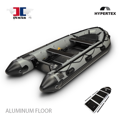 INMAR-380-aluminum, floor-patrol-military-Inflatable-Boat