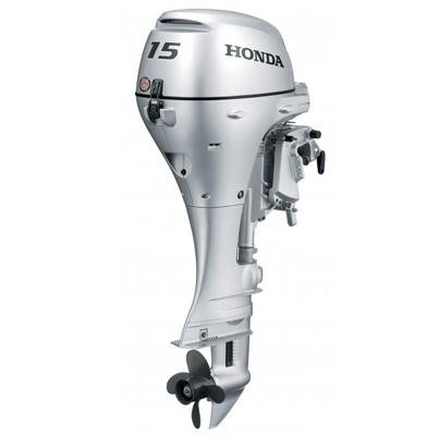 Honda 15 HP, BFP15D3XRT, 4-stroke, 25