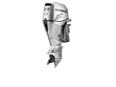 "Honda 60hp, BFP60A1XRT, 4-stroke, 25"" - Electric Start - Remote Steering - Power tilt and trim"