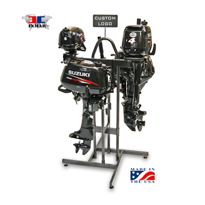 Outboard Engine Display Tree 2.5hp - 20hp  Models